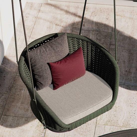 Atmosphera Ludo Hanging Rocking Chair