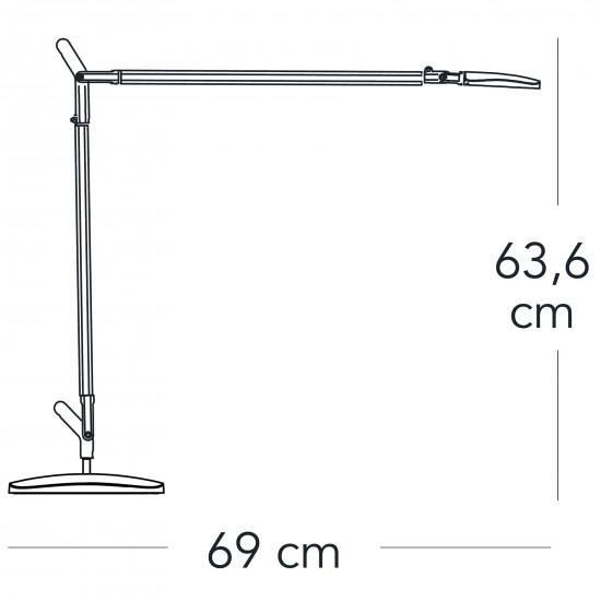 FontanaArte VOLÉE medium table lamp