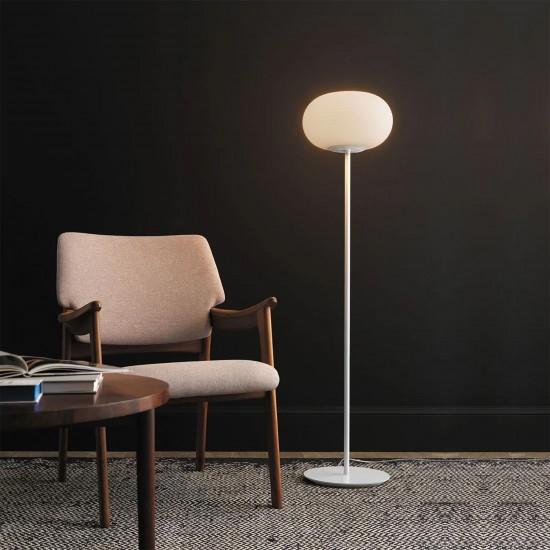 FontanaArte BIANCA medium floor lamp