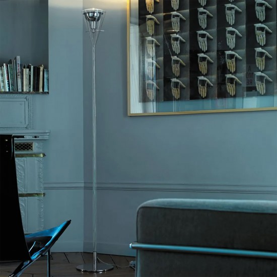 FontanaArte FLÛTE medium floor lamp