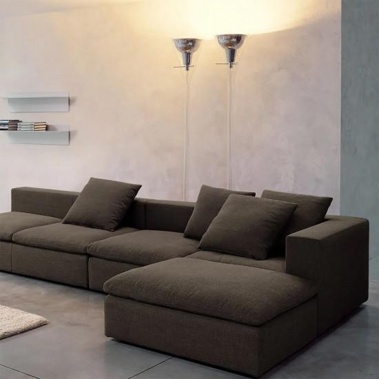 FontanaArte FLÛTE large floor lamp