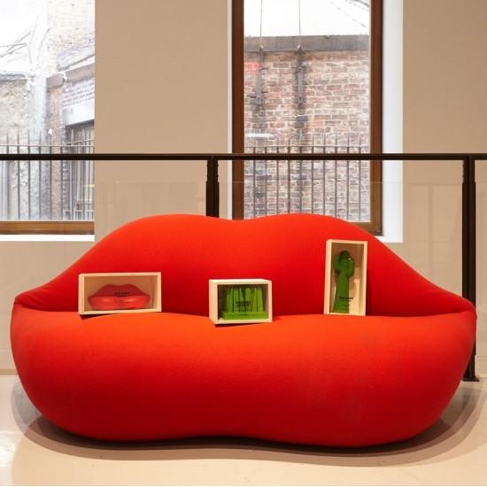 Gufram Bocca Sofa