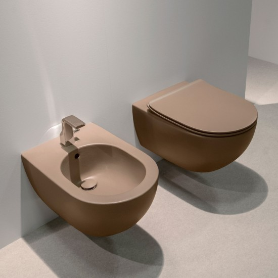 FLAMINIA APP WALL MOUNTED BIDET