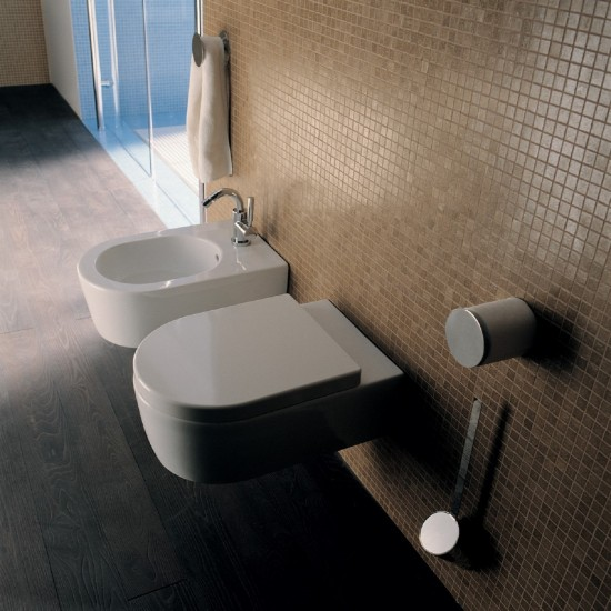 FLAMINIA LINK WALL HUNG WC GOCLEAN