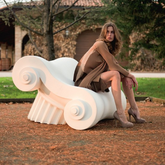 Gufram Capitello Chaise longue