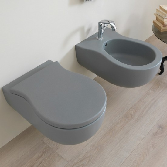 FLAMINIA PINCH WALL MOUNTED BIDET