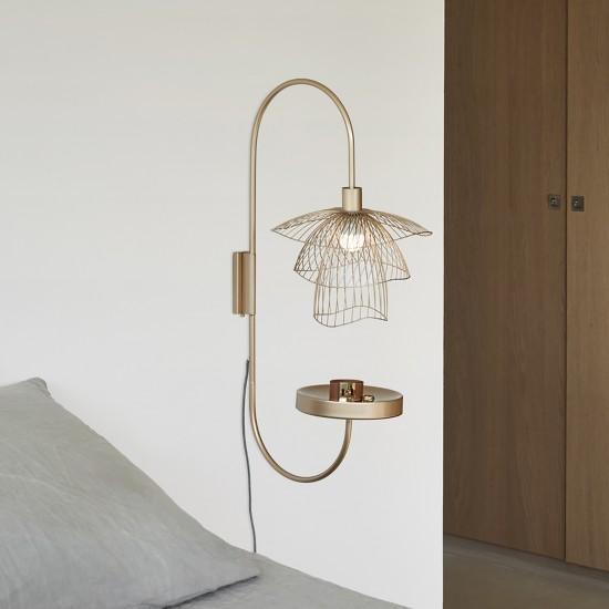 Forestier Paris Papillon XS lampada a parete
