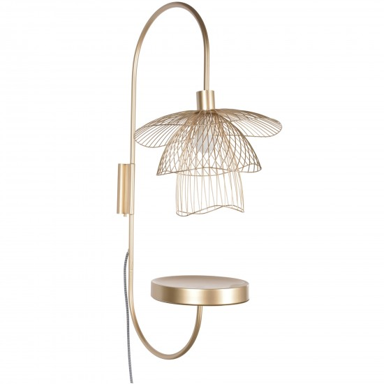 Forestier Paris Papillon XS wall lamp