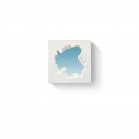 Gufram Broken Mirror White