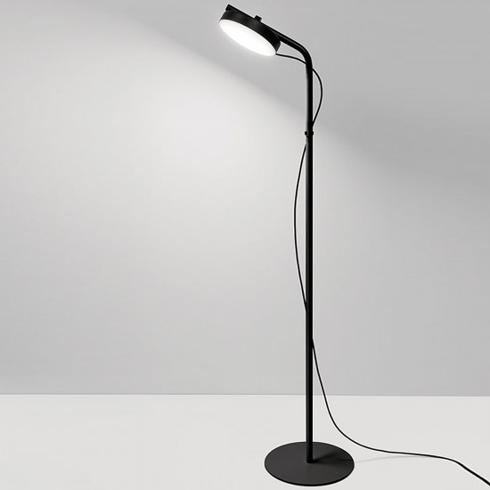 Estiluz Aro floor lamp