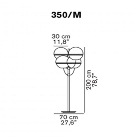 OLuce Lyndon 350M Outdoor lamp