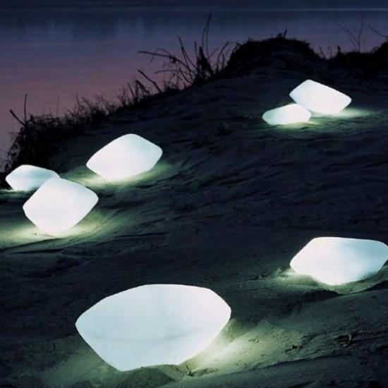 OLuce Stones 208 Outdoor lamp