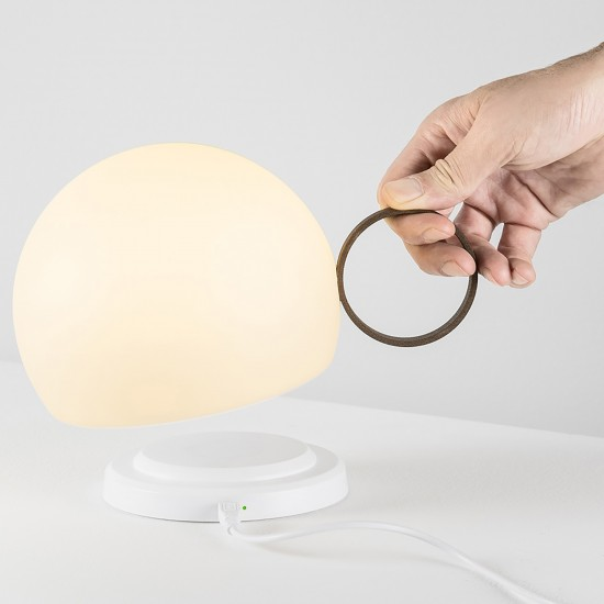 Estiluz Circ table lamp OUTDOOR