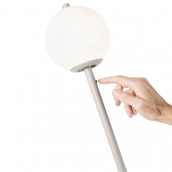 Estiluz Asana floor lamp