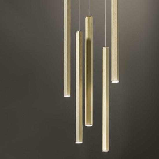 Olev Shine Vertical Suspension Lamp