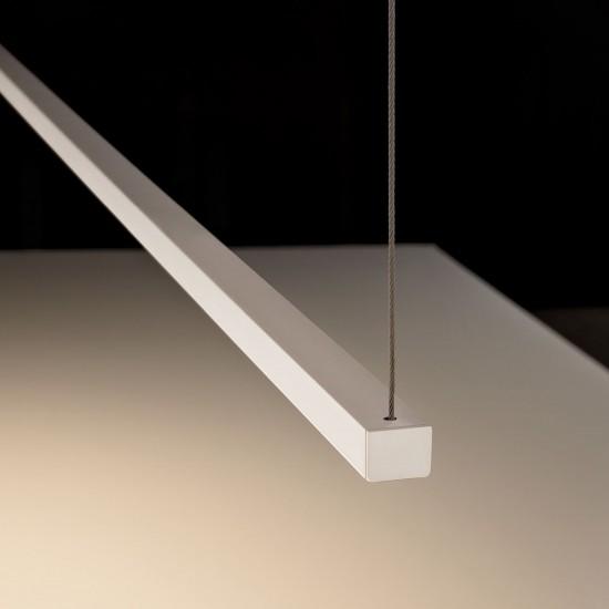 Olev Straight Suspension Lamp