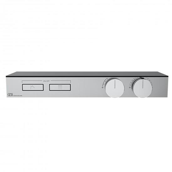 Gessi Hi-Fi Shelf miscelatore termostatico