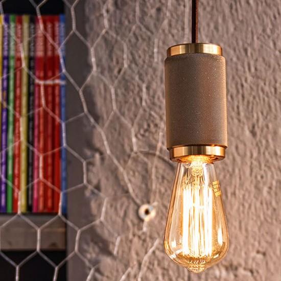 Olev Vintage Suspension Lamp