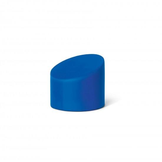 Gufram Mozza Pouf Blu