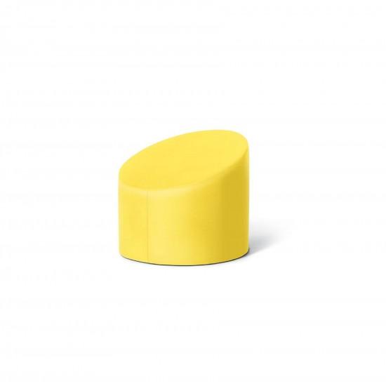 Gufram Mozza Pouf Yellow
