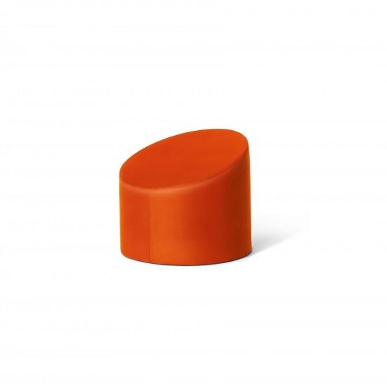 Gufram Mozza Pouf Orange