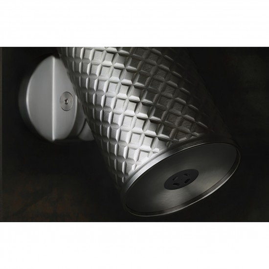Gessi Intreccio wall-mounted showerhead
