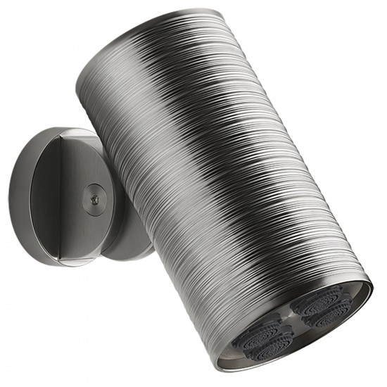 Gessi Trame wall-mounted showerhead