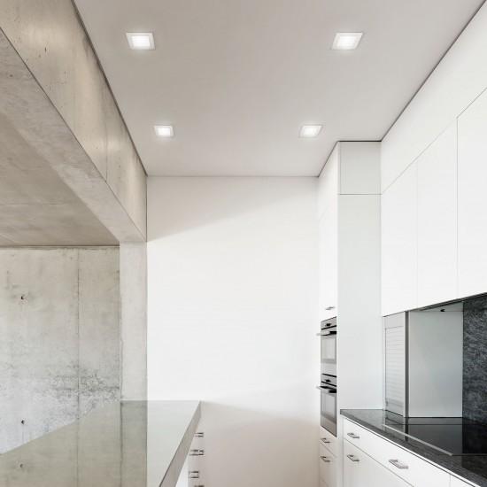 Olev Plain Ceiling Lamp Built-In