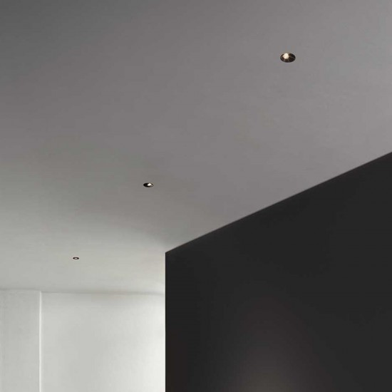Olev Tiny Adjustable Ceiling Lamp Built-In