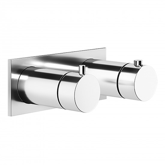 Gessi Anello thermostatic shower mix