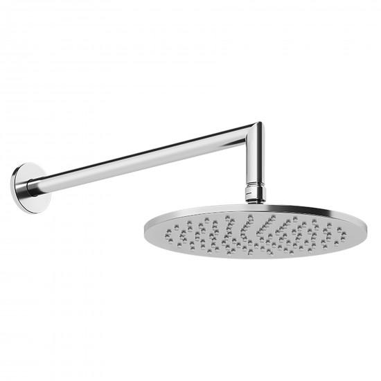 Gessi Anello wall-mounted showerhead