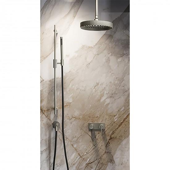 Gessi Ingranaggio ceiling-mounted showerhead