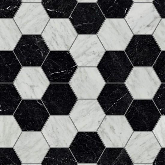Bisazza Marble Collection Pienza Nero