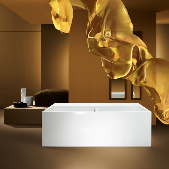 KALDEWEI MEISTERSTUCK ASYMMETRIC DUO 1740 BATHTUBS
