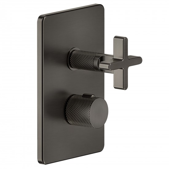 Gessi Inciso thermostatic shower mix