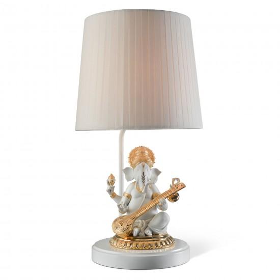 Lladró Lladró Ganesha with veena Table lamp