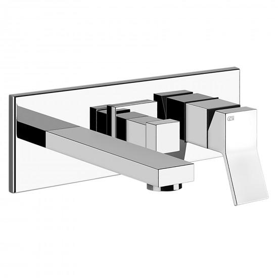 Gessi Rettangolo K wall mounted bath mixer