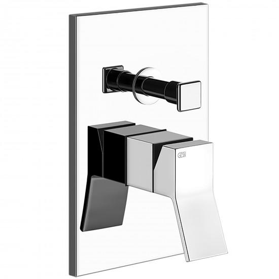 Gessi Rettangolo K wall mounted shower mixer