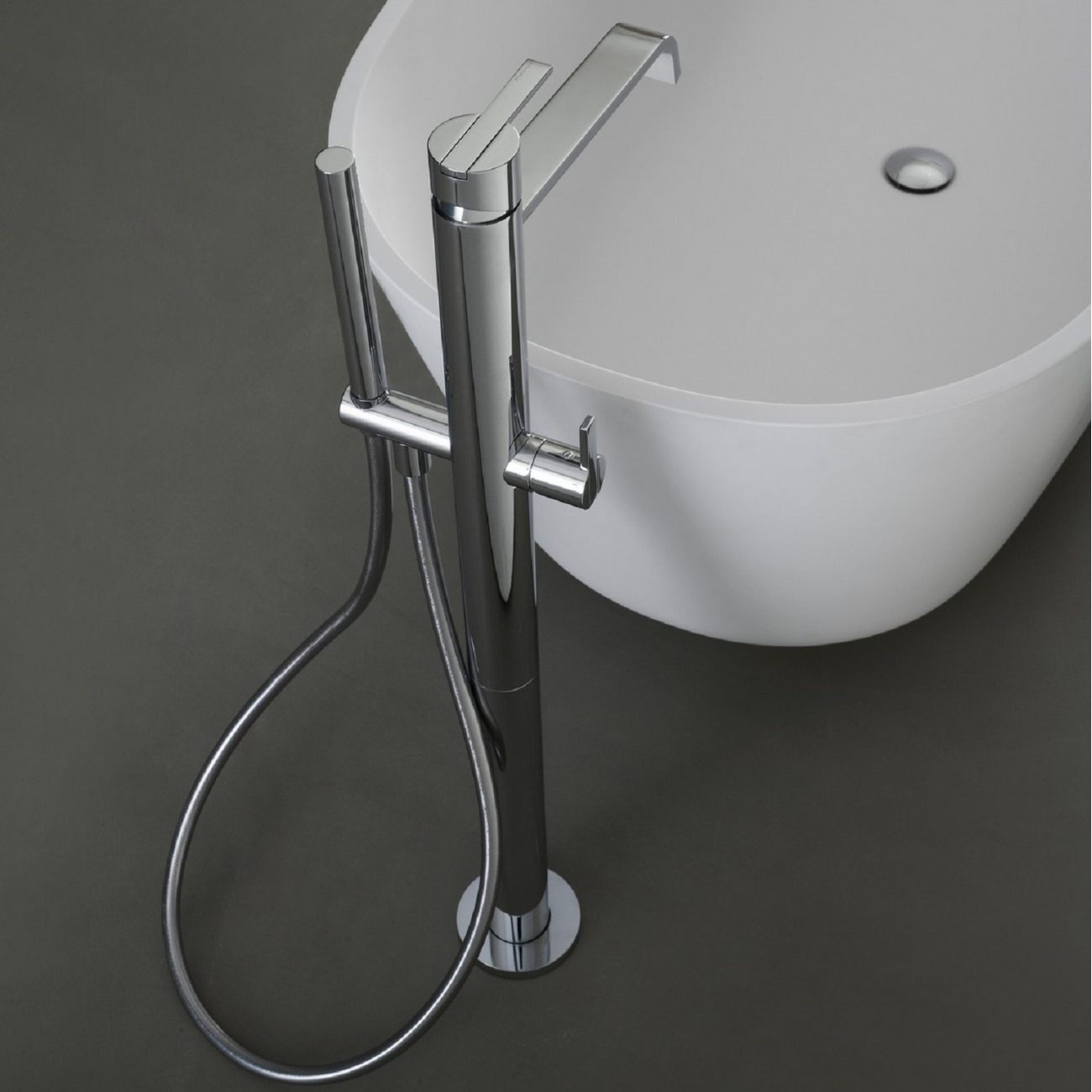 BIKAPPA Antonio Lupi Freestanding Bath Mixed Lever