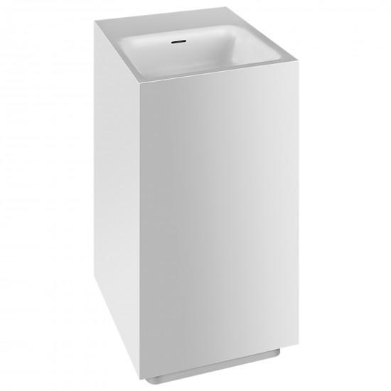 Gessi Rettangolo freestanding washbasin