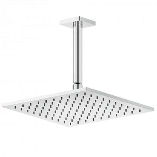 Gessi Rilievo ceiling-mounted showerhead