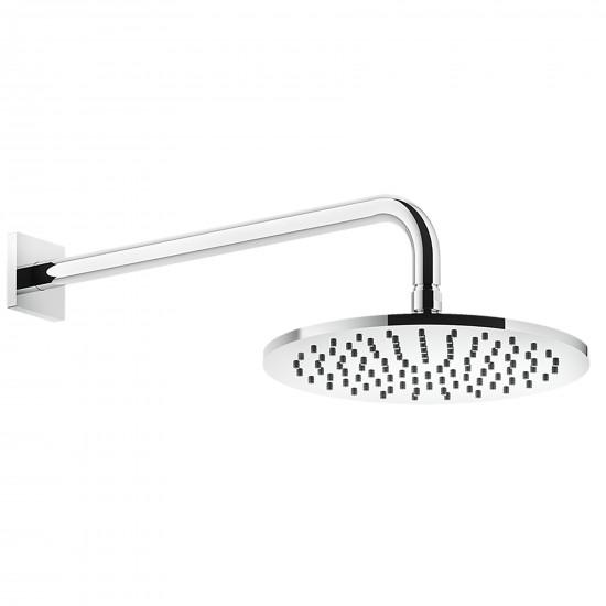 Gessi Rilievo wall-mounted showerhead