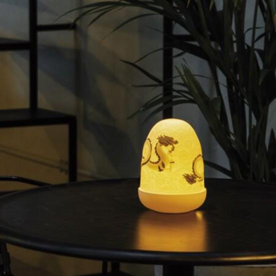 Lladró Dragons Dome Lampada da tavolo