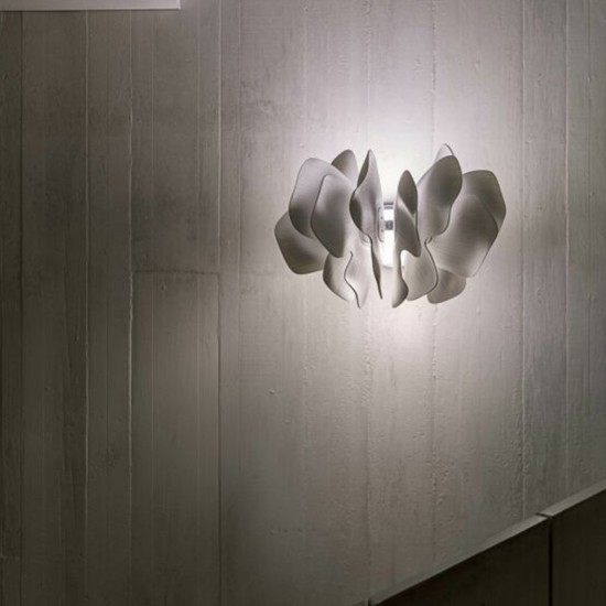 Lladró Nightbloom Wall Lamp