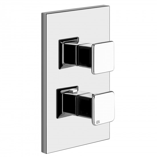 Gessi Ispa Shower thermostatic mixer