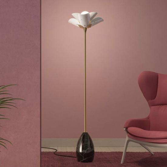 Lladró Blossom Floor Lamp