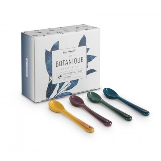Le Creuset Set of 4 Cereal Bowl Botanique