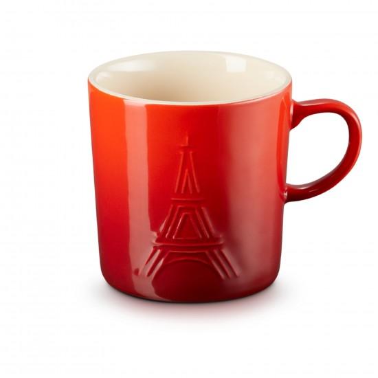 Le Creuset Tazza Mug London Tour Eiffel