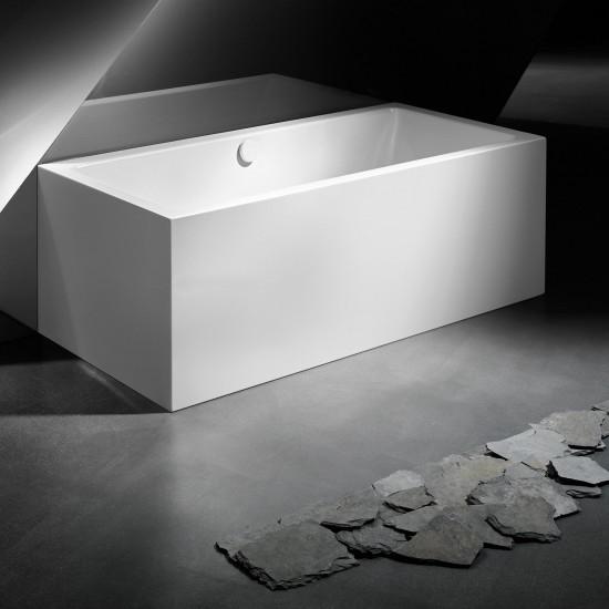 Kaldewei Meisterstück Conoduo 1 Left Bathtub