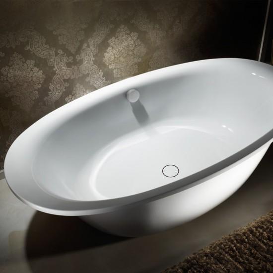 Kaldewei Ellipso Duo Oval Freestanding Bathtub